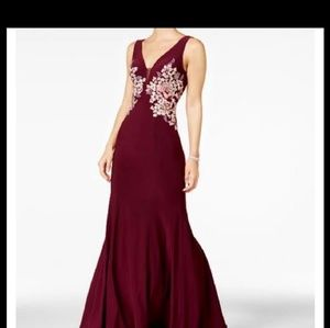 Xscape formal wedding prom long gown 8